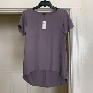 Brand New Gray Ann Taylor T-shirt
